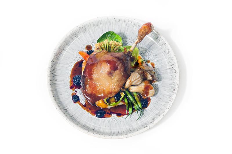 plateau lunch saumon